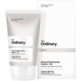 Crema hidratante Natural Moisturizing Factors + HA - 30 ml The Ordinary