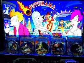 Colección serie futura en bluray