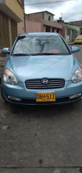 vendo hermos carro Hyundai 2009