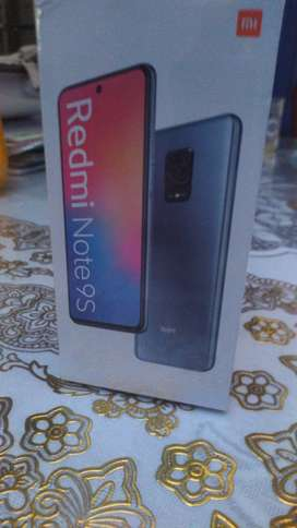 Xiaomi Redmi Note 9s 128Gb +6Ram (Precio negociable)
