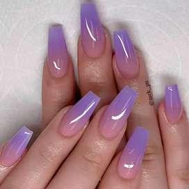 Capacitación uñas acrílicas y gel