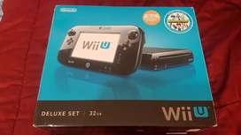 Nintendo Wii U Deluxe