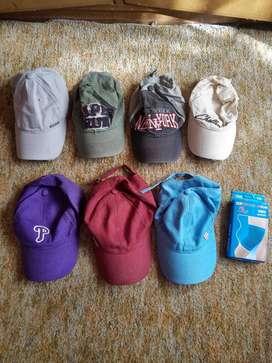 Saldo de gorras