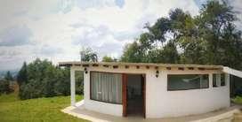 Casa campestre, zona verde, excelente ubicación,