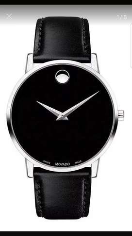 Reloj Movado. Doble Caja, Orig sin Uso