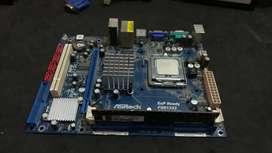 COMBO BOARD+RAM+PROCESADOR  250.000