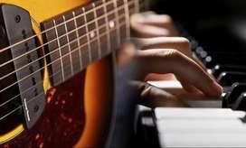 Profesor particular de musica de piano y guitarra a domicilio en bogota