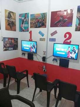 Sala de Videojuegos Ps4