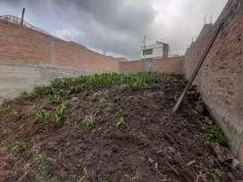 Vendo Terreno excelente Ubicación