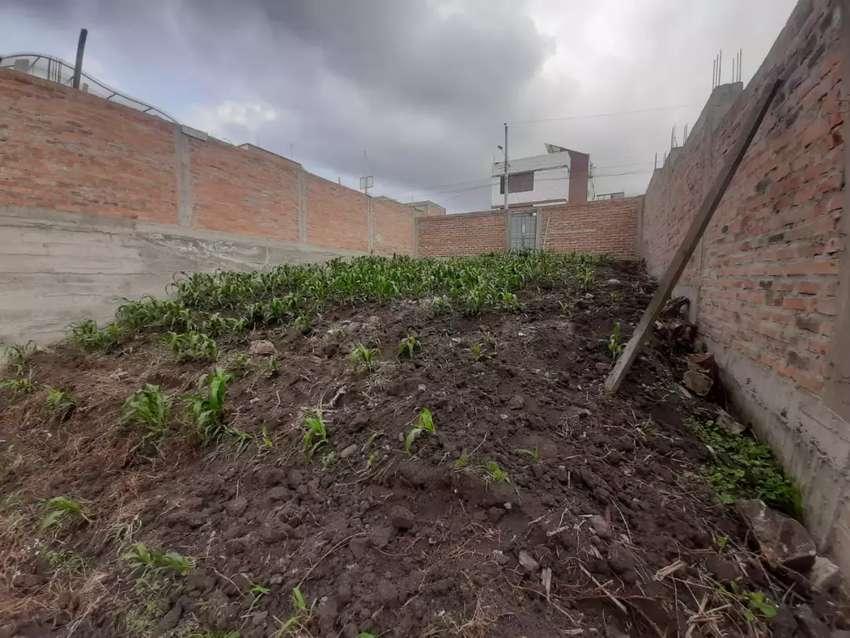 Vendo Terreno excelente Ubicación 0