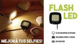 Luz Led Flash para Selfie