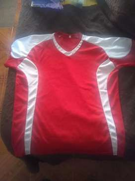 Juego de 10 Camisetas de fútbol