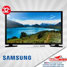 Televisor Samsung Smart 32 pulgadas Hd J4290 Series 4