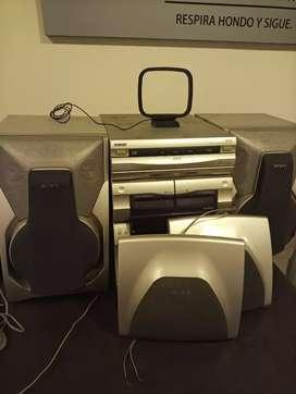 Reproductor de Música Sony
