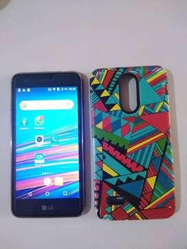 Celular LG K4 Impecable!!!