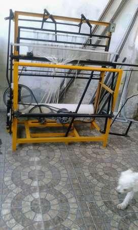 Maquina de trapos de piso