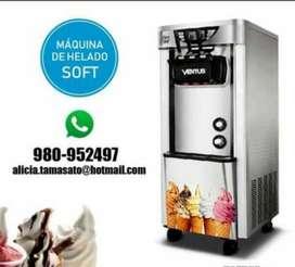 Oferta de Maquina de helados SOFT
