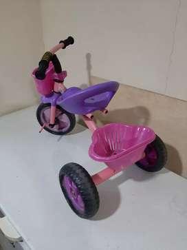 Triciclo bicicleta para niño