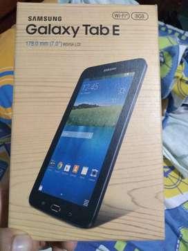 Samsung Gaxaly Tab E