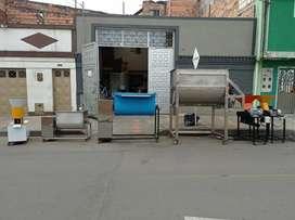 Molino de martillos pulverizador molino para carne masa polvos químicos mezcladora licuadora industrial peletizadora