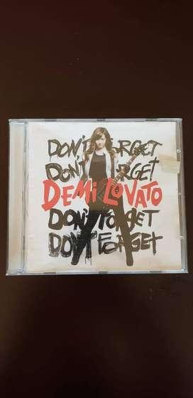 Demi Lovato: Don't Forget