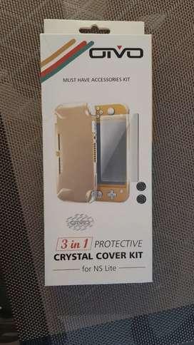 Kit Protección Nintendo Switch Lite