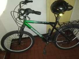Bicicleta shimano rin 26