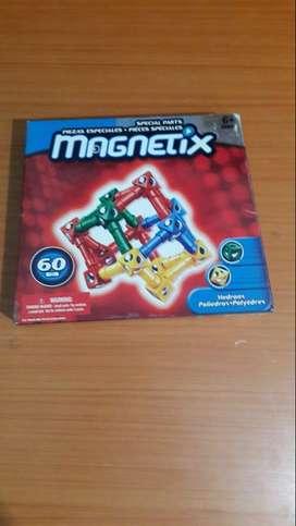 Magnetix Mega Bloks Caja 60 Piezas