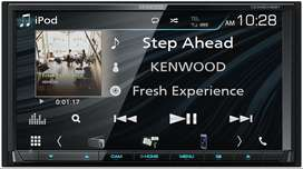 RADIO KENWOOD DDX-6019BT CON MIRRORLINK PARA ANDROID Y IPHONE