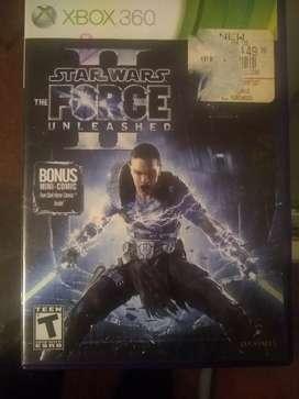Star war el poder de la fuerza 2 Juego de xbox 360 retrocompatible con xbox one