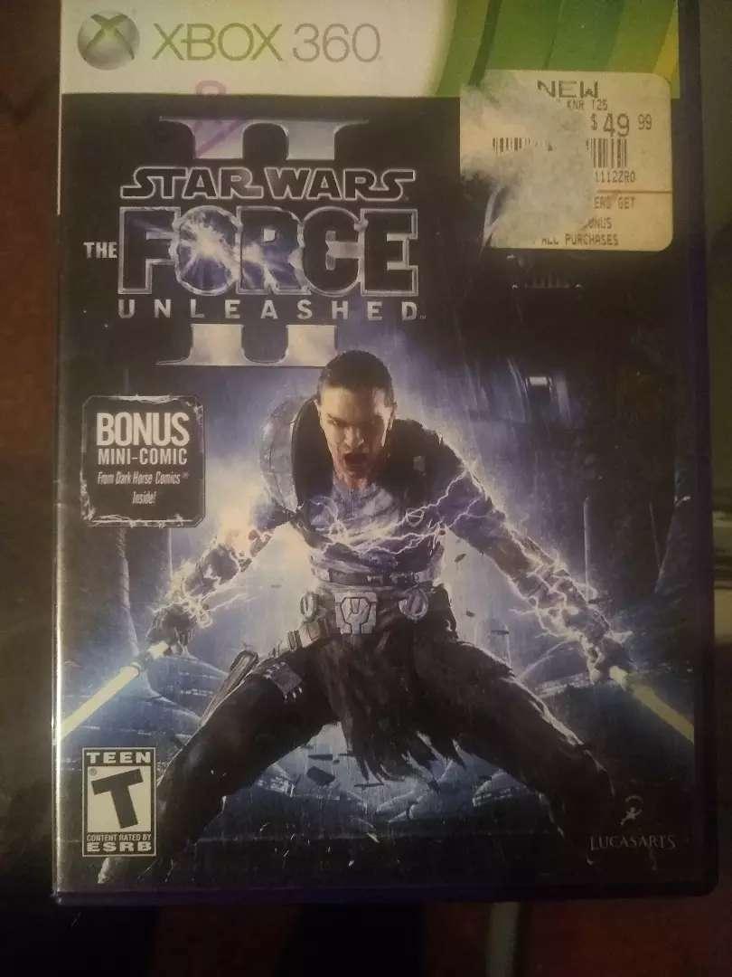 Star war el poder de la fuerza 2 Juego de xbox 360 retrocompatible con xbox one 0