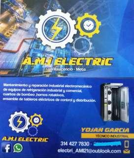 Técnico máquinas granizadoras