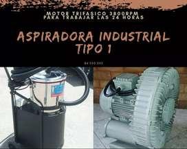 Aspiradoras Industriales
