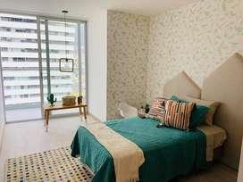 Departamento 2 Dormitorios Sector La Carolina