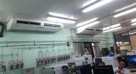 Aires acondicionados y de precisión, mantenimiento preventivo y correctivo