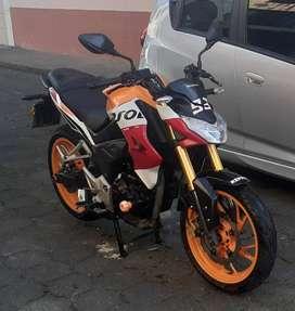 VENTA DE MOTO HONDA CB 190R