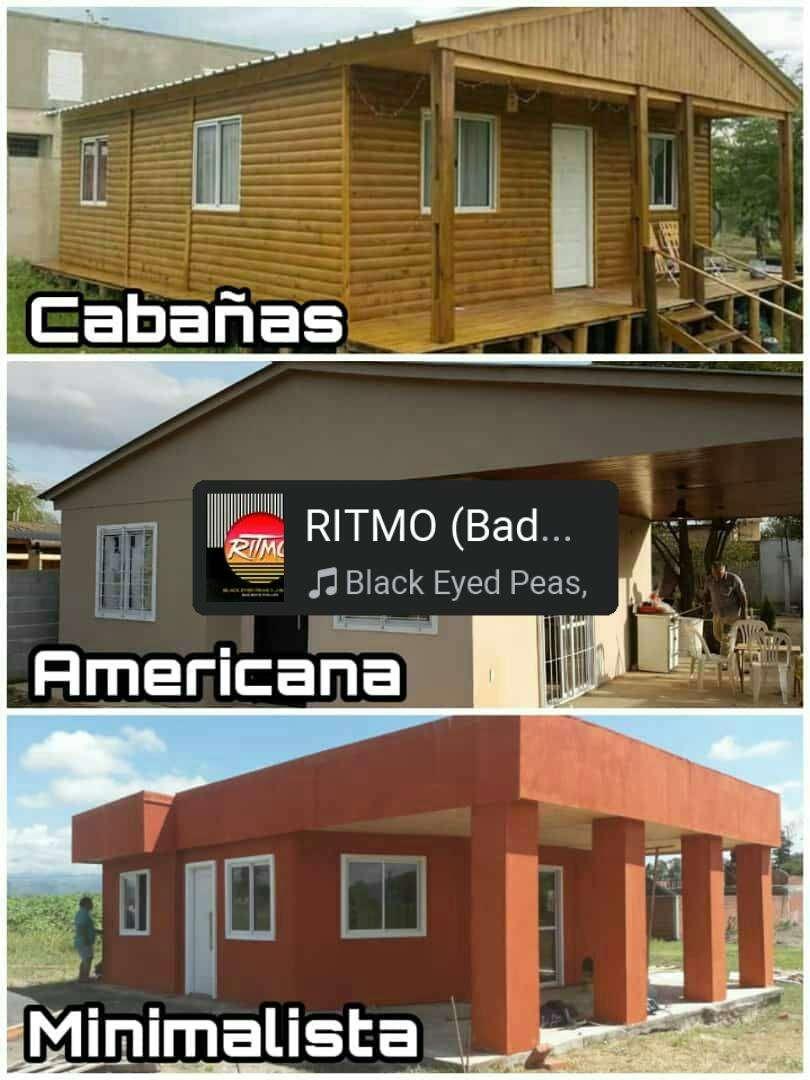 Casas industrializadas 0