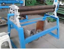 Dobladora, Roladora de tool manual capacidad 4 mm