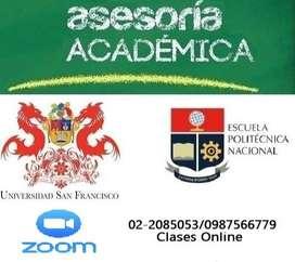 Ingreso Medicina USFQ, UDLA, Matemáticas, Biología, Química IB, Física, Bachillerato Internacional IB, Asesoría