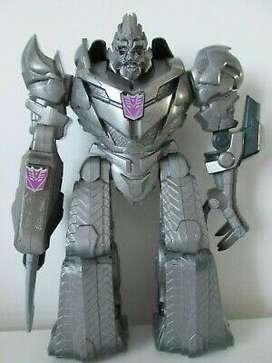 Transformers Hasbro con sonido