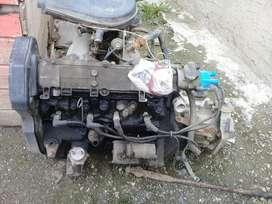 Vendo Motor Fiat 1.4 con Caja Lancia