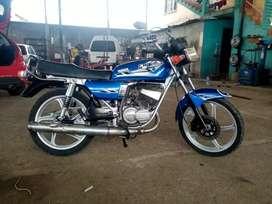 Vendo moto Yahama Rx 125
