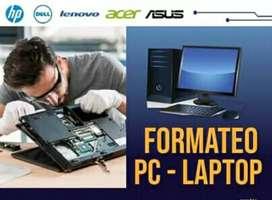 Mantenimiento de computadoras e impresoras