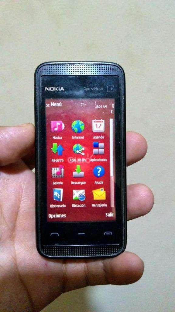 Celular Nokia 5530 Express Music Oferta