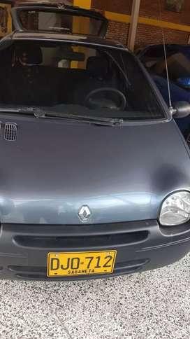 Renault twingo casi nuevo